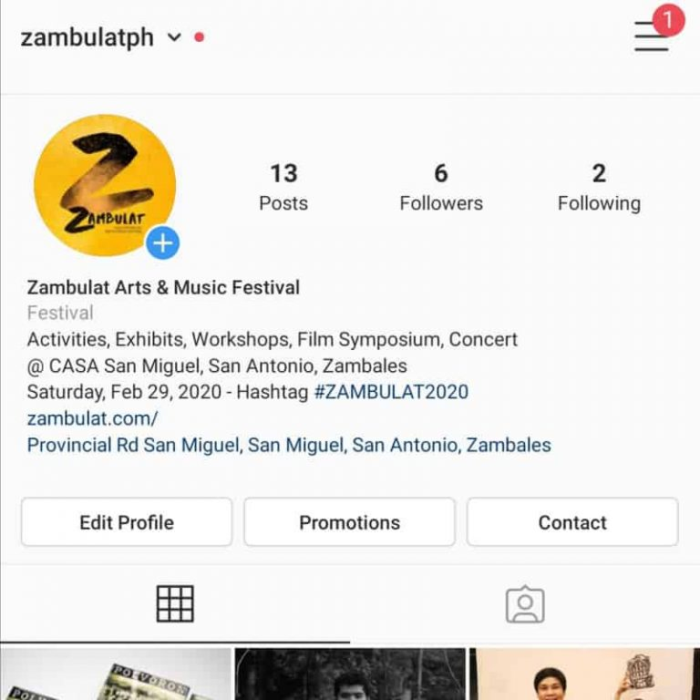 NEW Zambulat Instagram